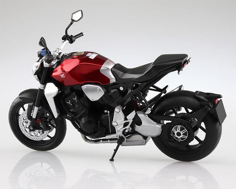 SKYNET 1/12 完成品バイク Honda CB1000R クロモスフィアレッド