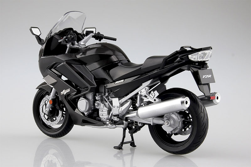 SKYNET 1/12 完成品バイク YAMAHA FJR1300A ダークグレーメタリックN
