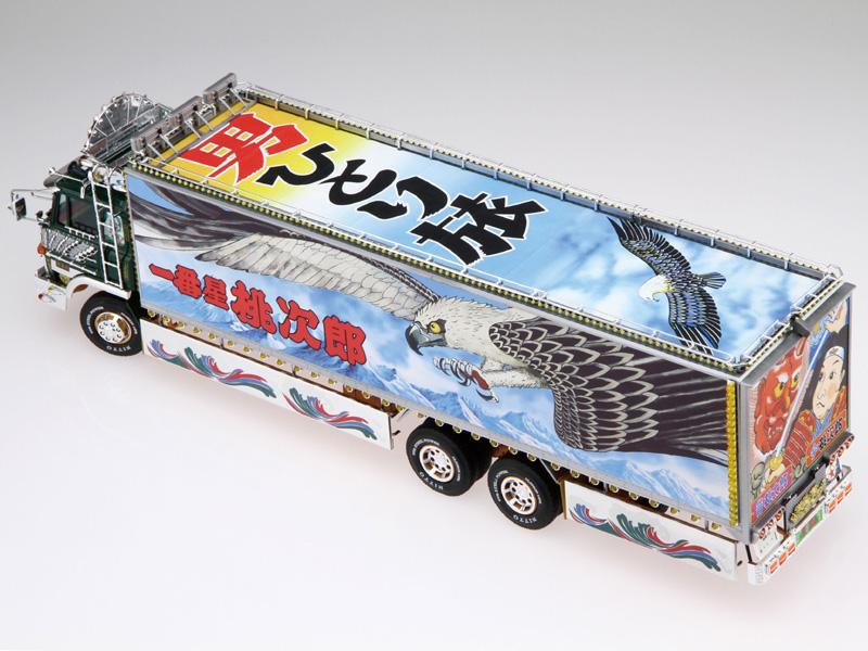 1/32 トラック野郎 No.7 一番星 度胸一番星