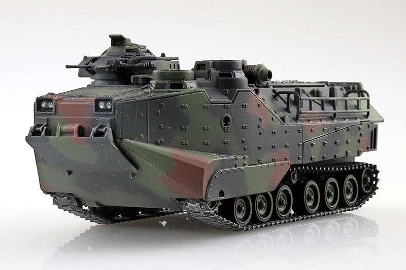 アオシマ プラモデル 1/72 ミリタリーモデルキット No.SP アメリカ海兵隊 AAVP7A1 RAM/RS