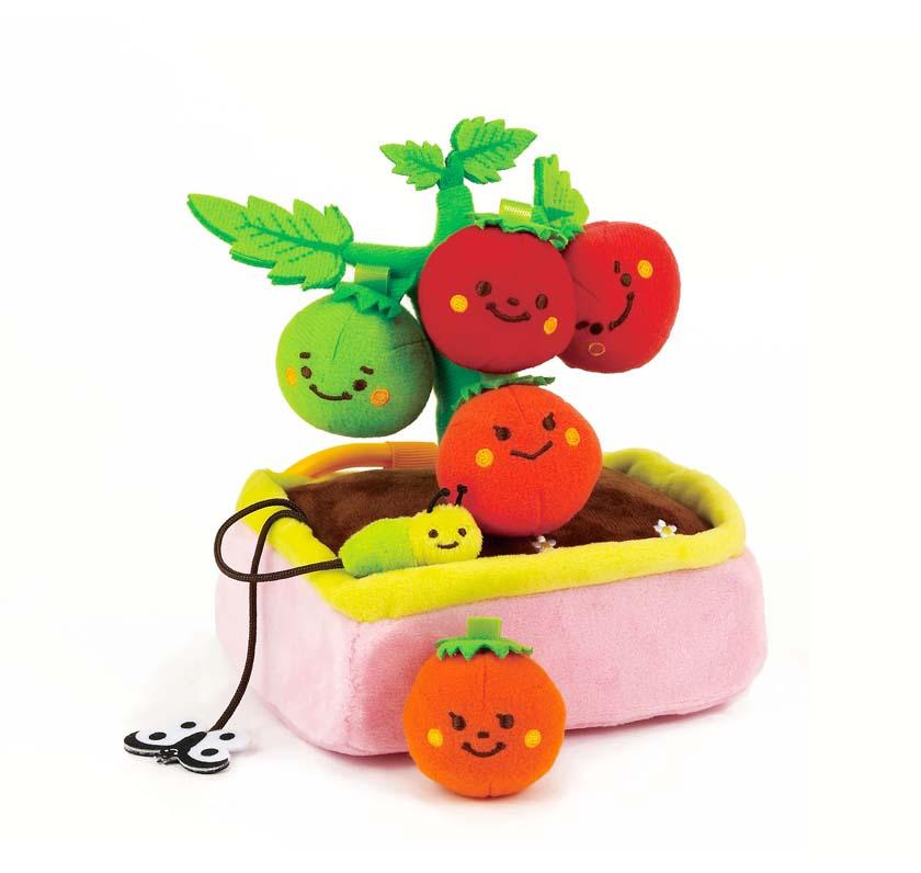 ミニファームシリーズ もぎもぎトマト畑