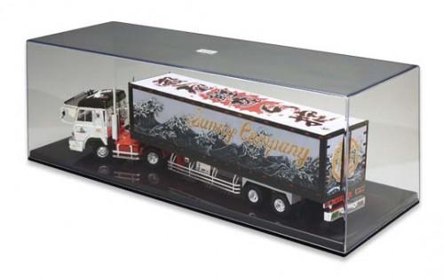 アオシマ スカイネット 大型ディスプレイケース No.4 W550 UVカットタイプ