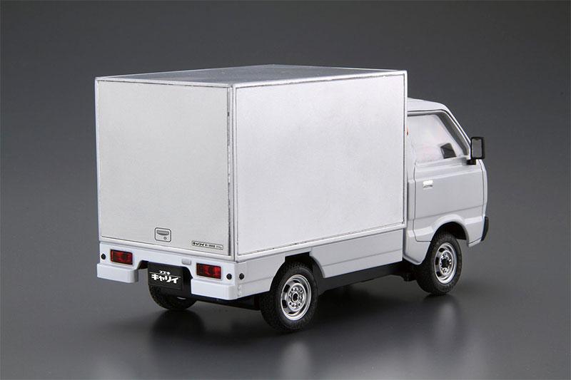 アオシマ プラモデル 1/24 ザ・モデルカー No.79 スズキ ST30 キャリイ パネルバン '79