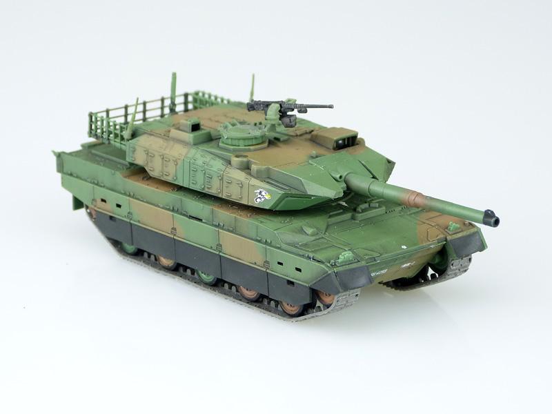 スカイネット 完成品ラジコン 1/72 R/C VSタンク 10式戦車 B