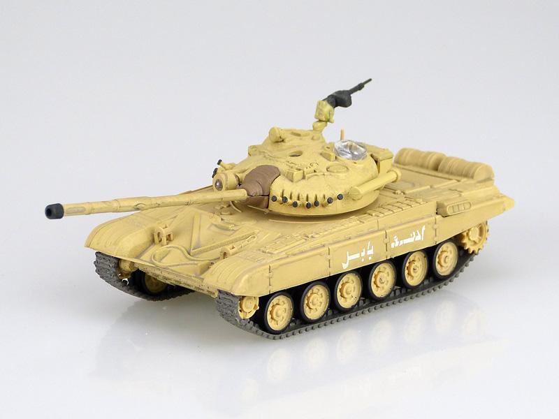 スカイネット 完成品ラジコン 1/72 R/C VSタンク T-72 A