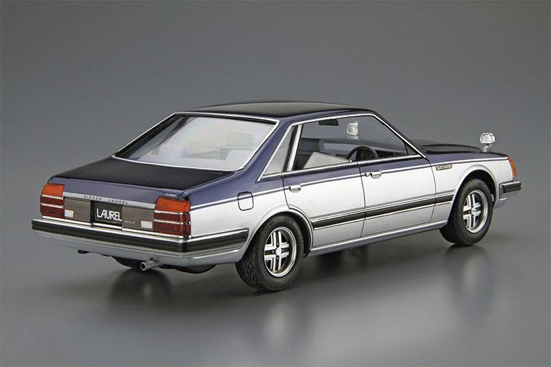 アオシマ プラモデル 1/24 ザ・モデルカー No.SP ニッサン HC31 ローレル 2000ターボメダリスト '82