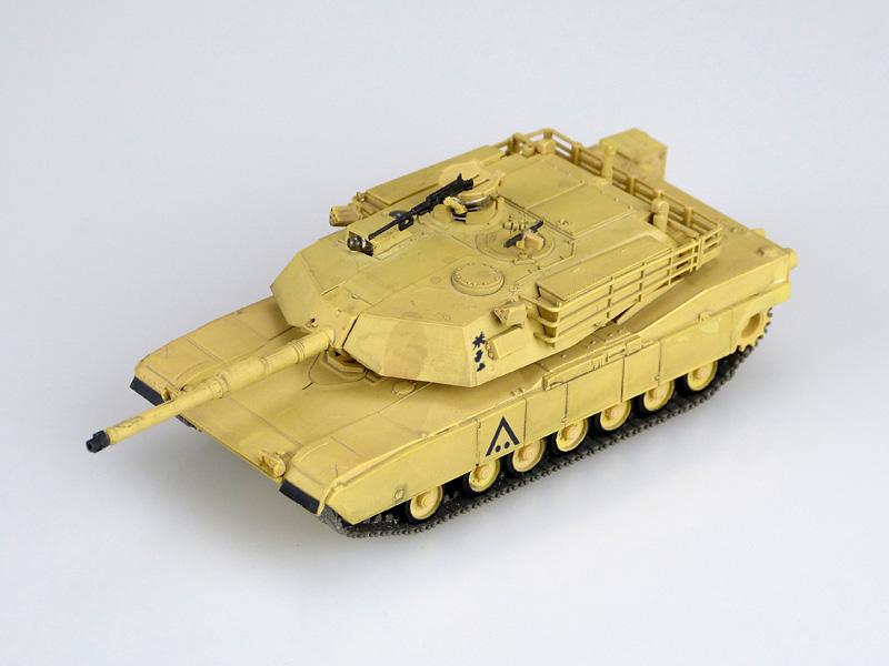 スカイネット 完成品ラジコン 1/72 R/C VSタンク エイブラムス B