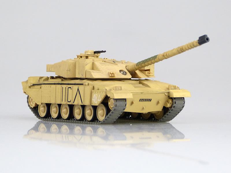 スカイネット 完成品ラジコン 1/72 R/C VSタンク チャレンジャー1 A