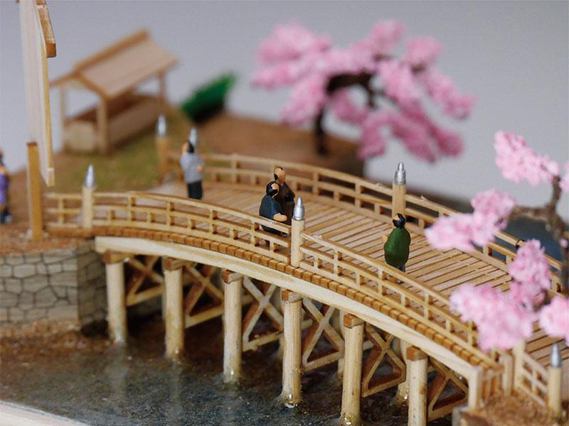ウッディジョー 東海道五十三次 日本橋