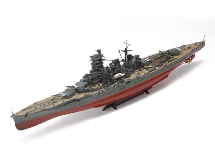 アオシマ プラモデル 1/350 アイアンクラッドシリーズ 鋼鉄艦 日本海軍戦艦 金剛 リテイク