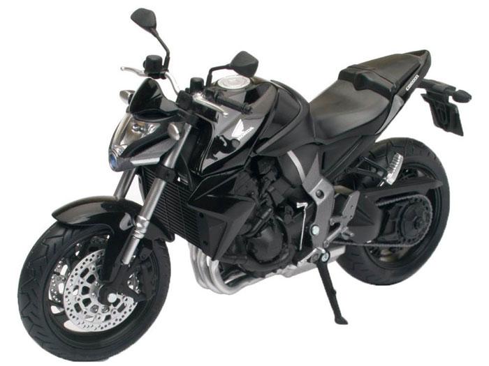 アオシマ プラモデル 1/12 完成品ダイキャストバイク Honda CB1000R ブラック