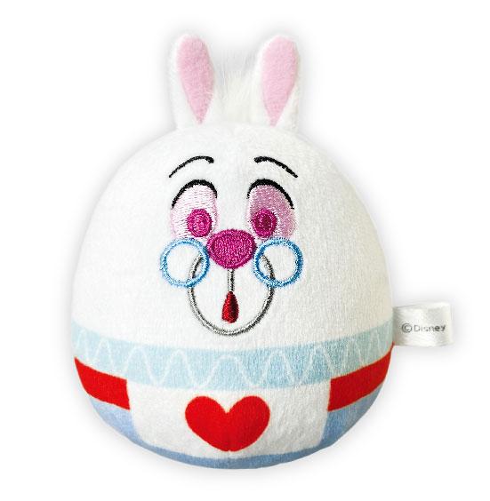 【4月中旬発売予定】 ディズニー ぬいコロン 白ウサギ