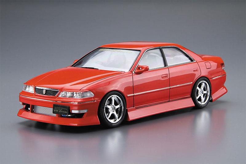 アオシマ 1/24 ザ・チューンドカー No.26 BNスポーツ JZX100 マークII '98 トヨタ