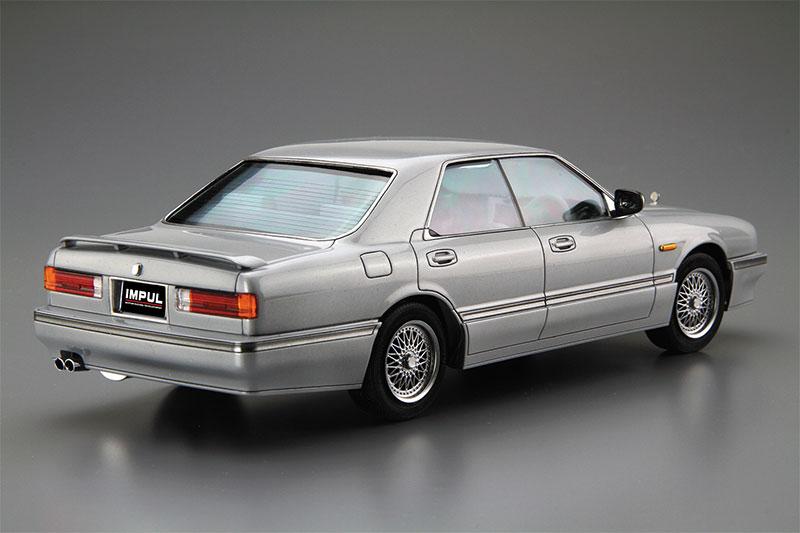 アオシマ プラモデル 1/24 ザ・モデルカー No.31 インパル Y31シーマ 731S '89
