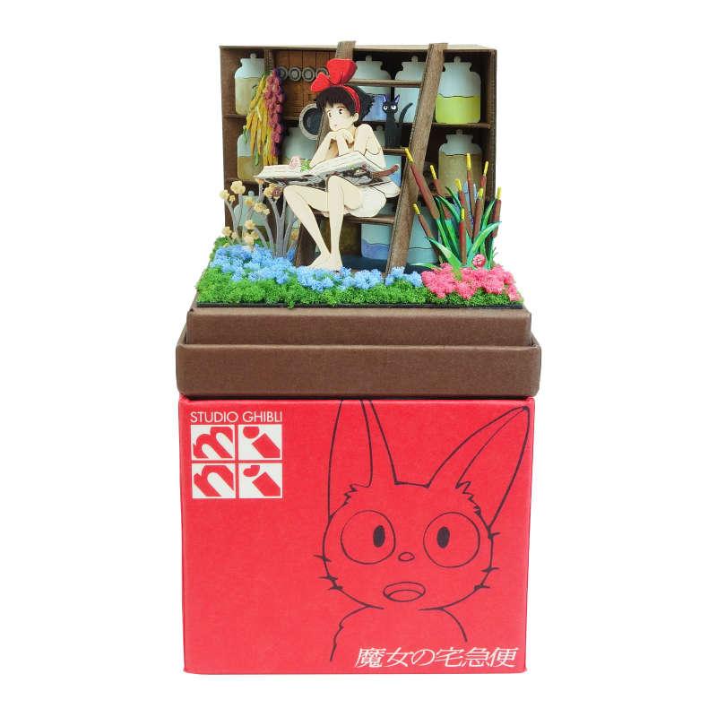 さんけい みにちゅあーとキット スタジオジブリmini 魔女の宅急便 魔女の薬草庫 MP07-121