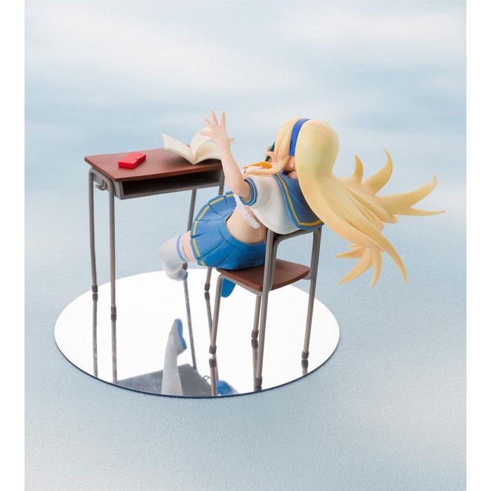 アオシマ Masterpiece of 八重樫南 ガールズアクシデント 1/8スケール PVC塗装済み完成品