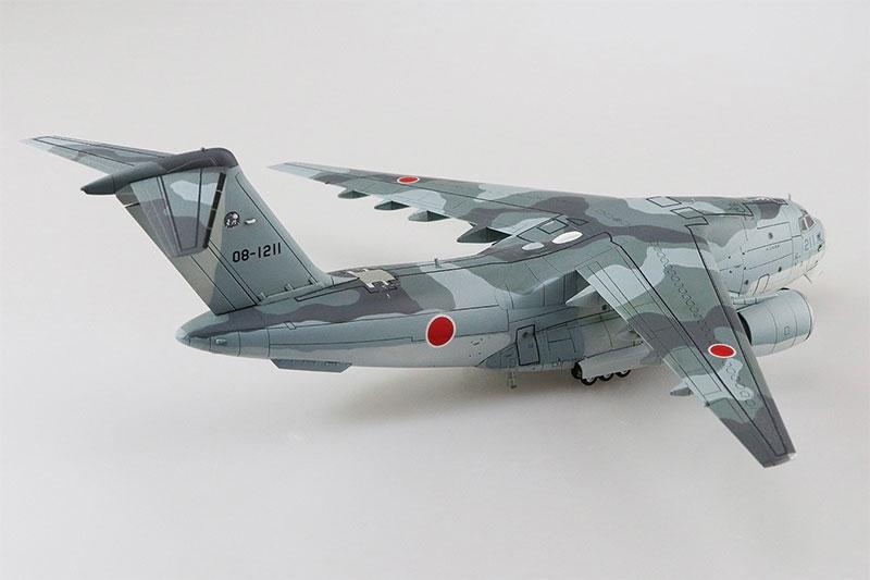 アオシマ プラモデル 1/144 航空機 No.SP 航空自衛隊 C-2輸送機 SP 機動戦闘車付