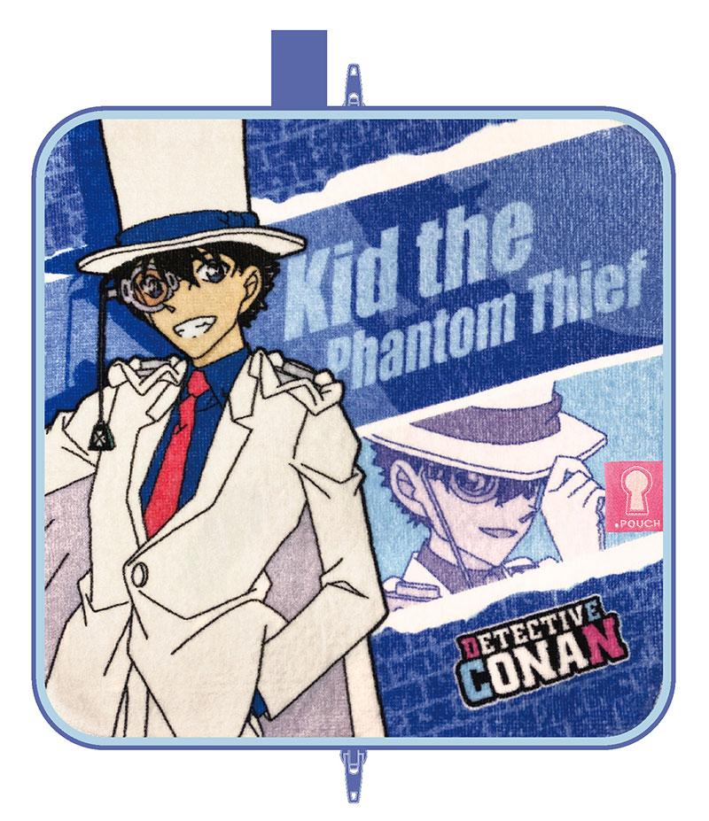 【ネコポス送料無料】 どっとポーチ 名探偵コナン ノーマル 怪盗キッドBA 【代引き不可、他商品との同梱不可】
