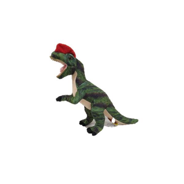 恐竜帝国 ぬいぐるみ ディロフォサウルス