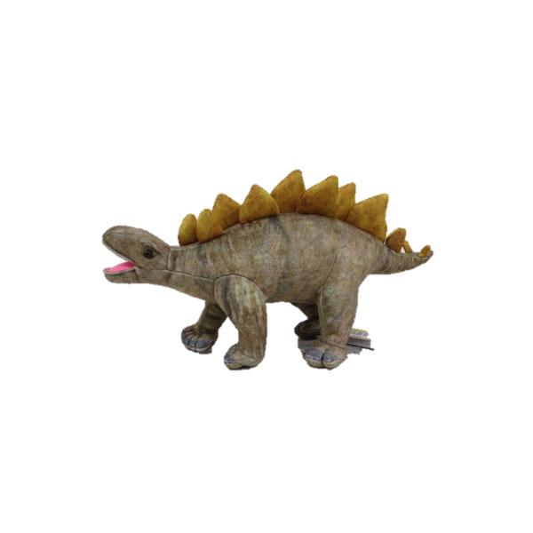 恐竜帝国 ぬいぐるみ ステゴサウルス