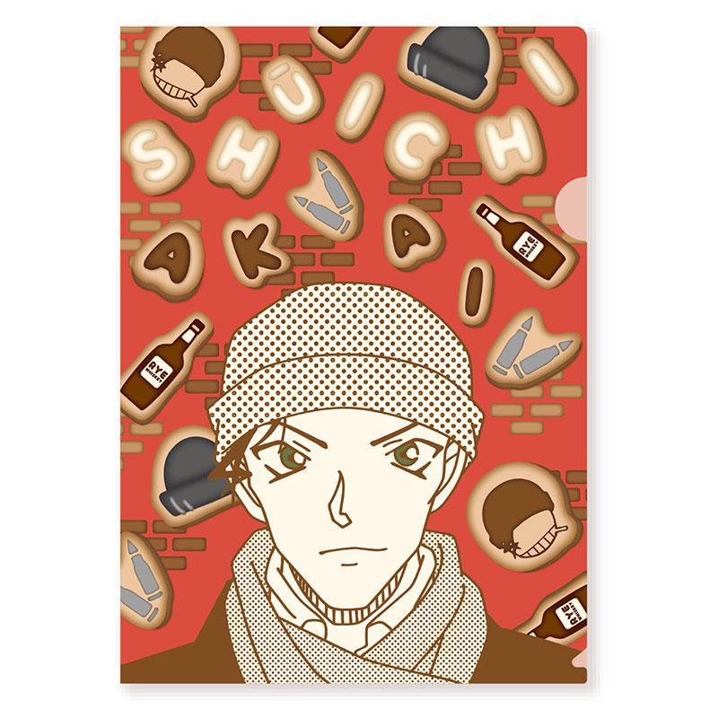 【ネコポス送料無料】 名探偵コナン クリアファイル 赤井秀一 【代引き不可、他商品との同梱不可】