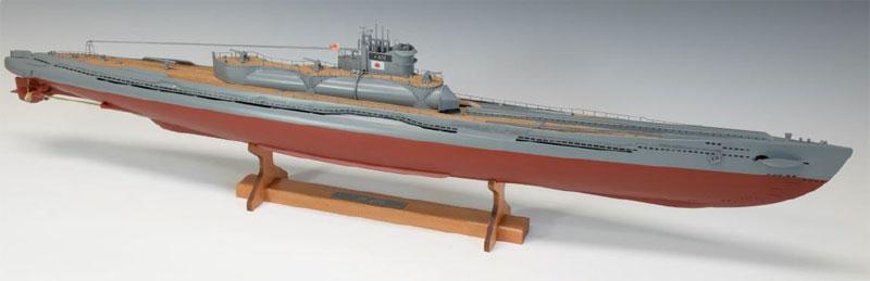 ウッディジョー 1/144 伊400 日本特型潜水艦