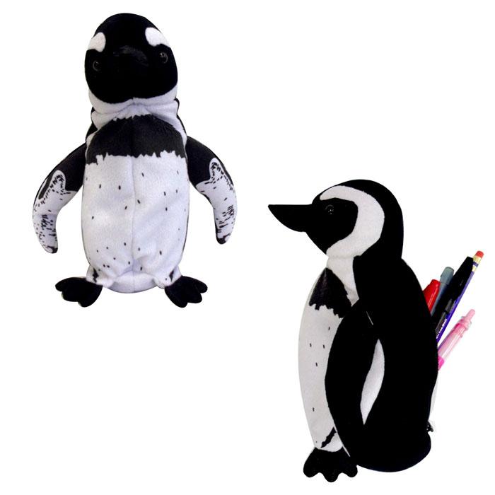 アドベンチャーシリーズ ペンギンのペンケース