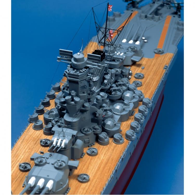 ウッディジョー 1/250 戦艦大和