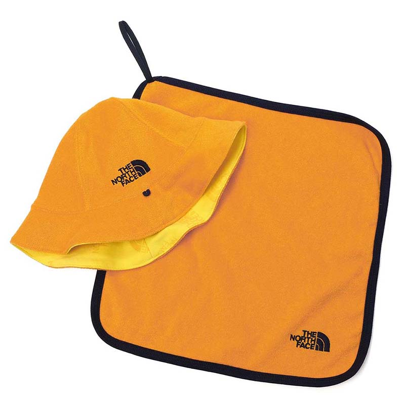 THE NORTH FACE  Baby Hat & Hand Towel Set - NNB02010