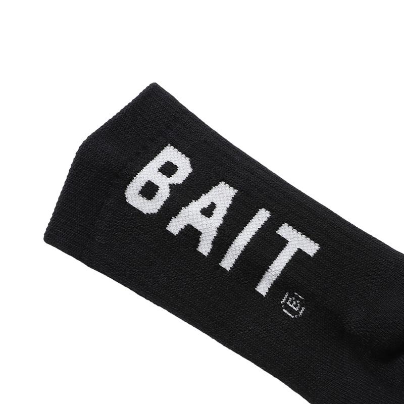 BAIT LOGO CREW SOCKS 2PSET - 777-BAT-SCS-004