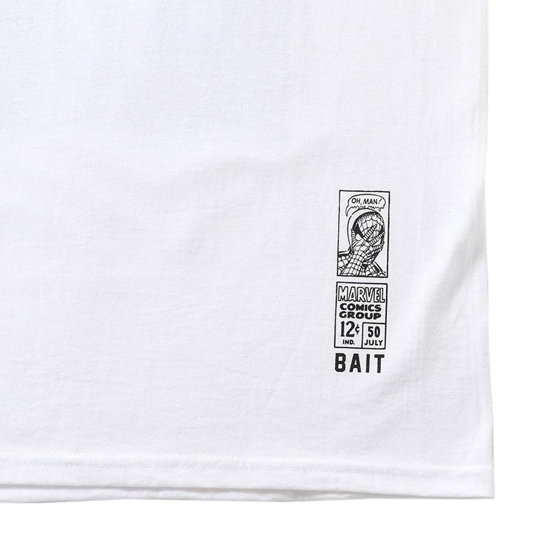 BAIT MARVEL VENOM STANCE TEE - 207-MRV-TEE-001