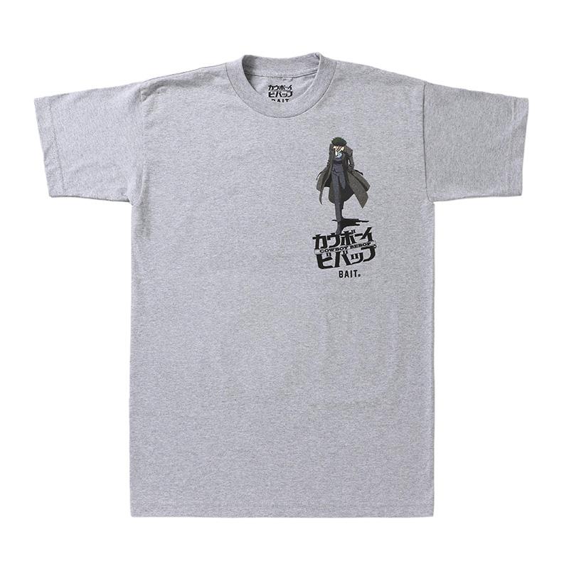 【SALE】BAIT COWBOY BEBOP CREW TEE - 206-CBB-TEE-001