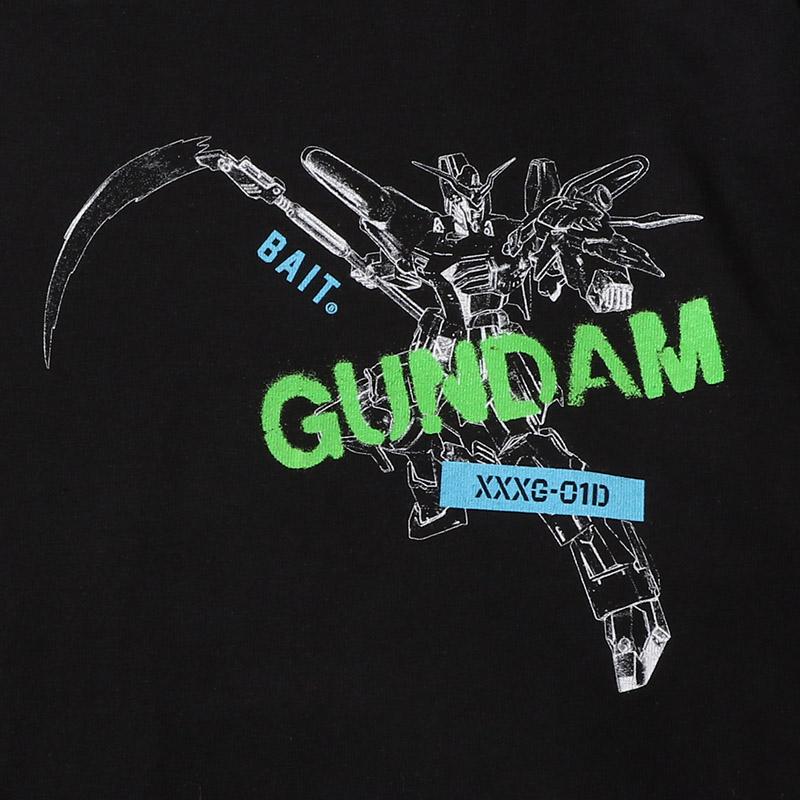 【SALE】BAIT Gundam DEATHSCYTHE LS TEE - 205-GDM-TEE-006