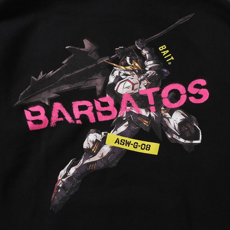【SALE】BAIT Gundam BARBATOS HOODIE - 205-GDM-PRK-002