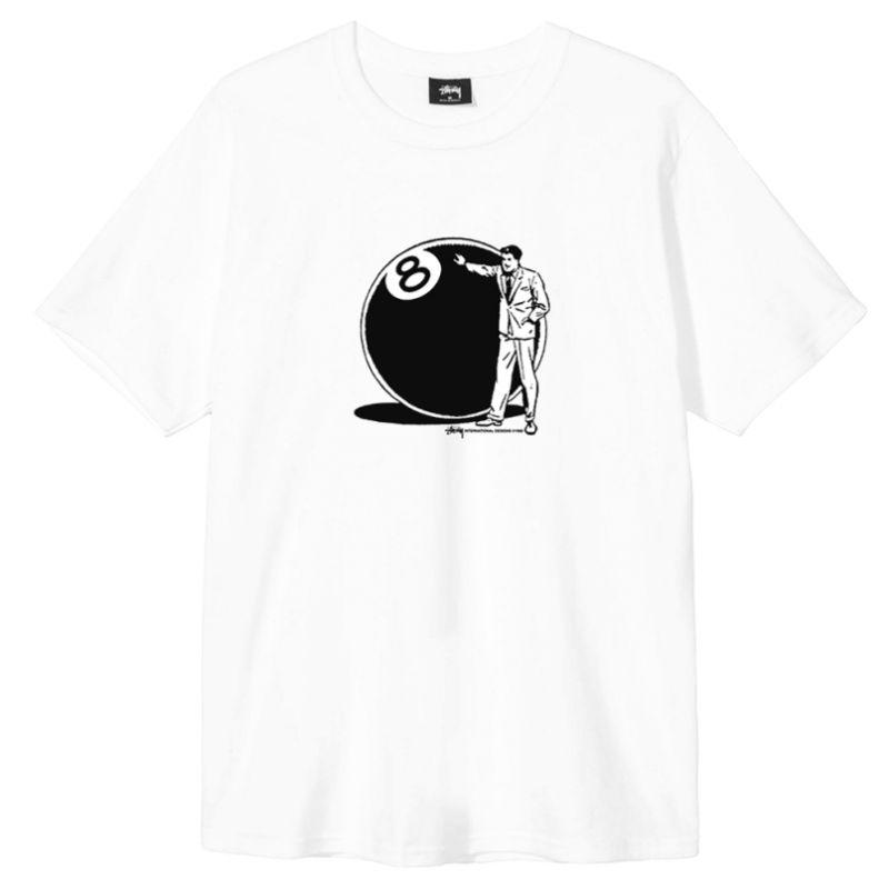"""STUSSY 8 Ball Man Tee"" - 1904534"