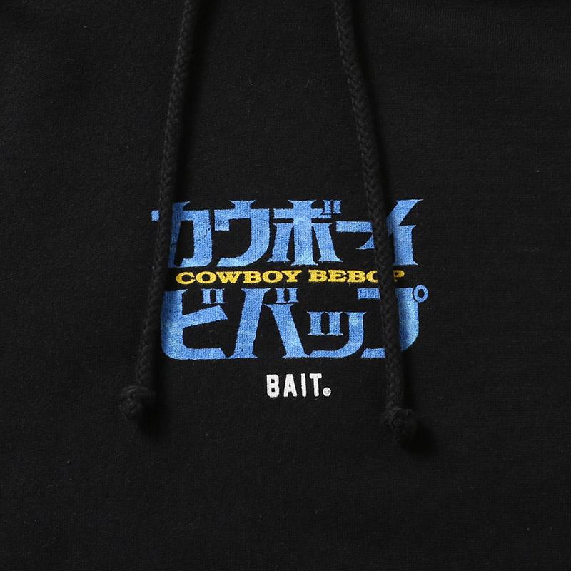 【SALE】BAIT COWBOY BEBOP SPACECOWBOY HOODIE - 206-CBB-PRK-001