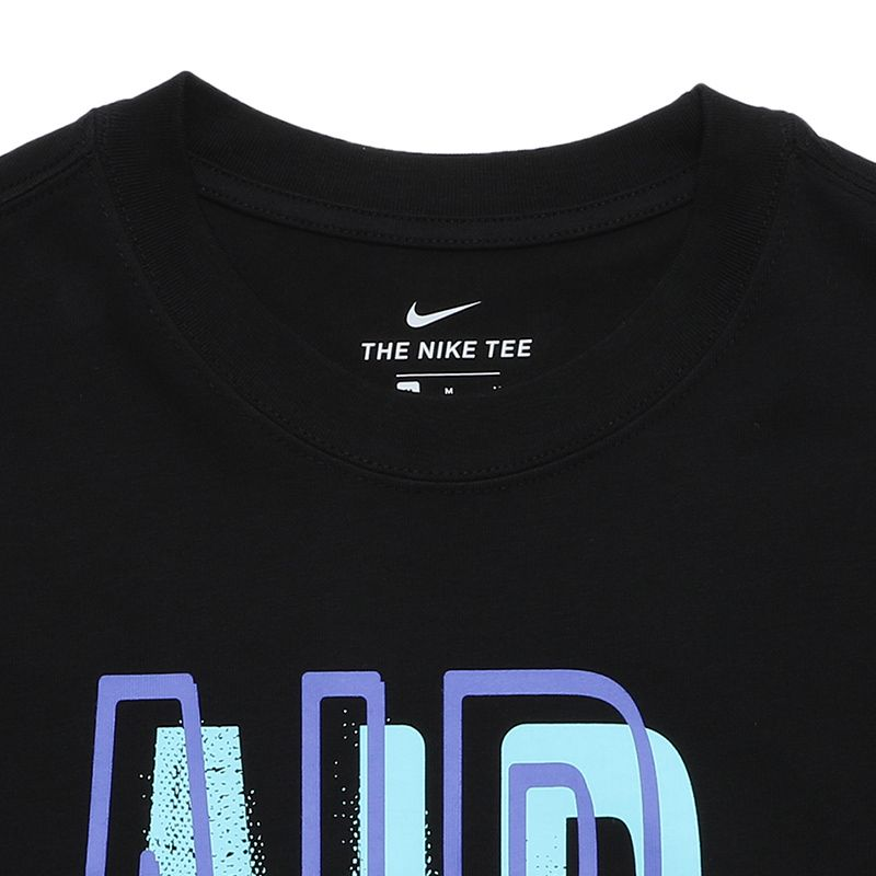 NIKE NSW DNA AIR LOOSE FIT S/S TEE - DD1406-010