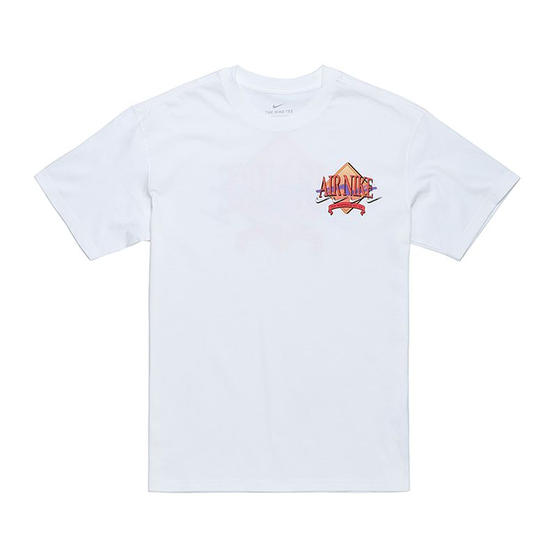 NIKE NSW DNA NIKE AIR LSE FT S/S TEE - DD1377-100