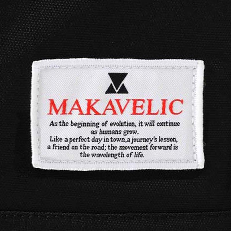 """MAKAVELIC TRUCKS TRIANGLE DAYPACK"" -  3120-10107"