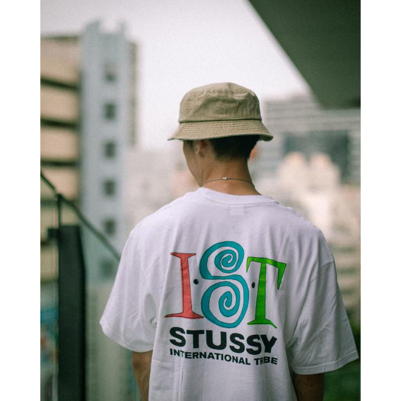 """""""STUSSY Ist Tee"""" - 1904543"""