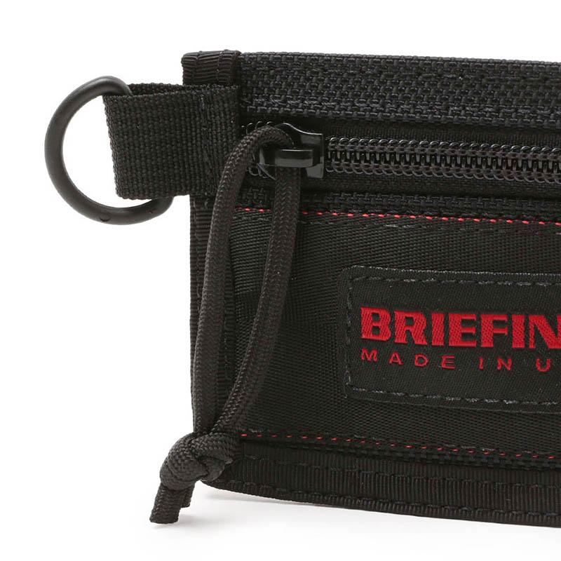"""""""BRIEFING ZIP PASS CASE Made in USA"""" - BRF485219"""