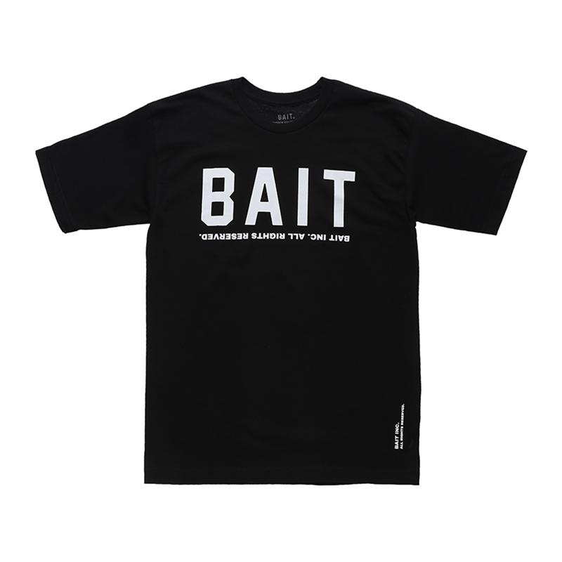 BAIT LOGOTYPE TEE - 214-BAT-TEE-002