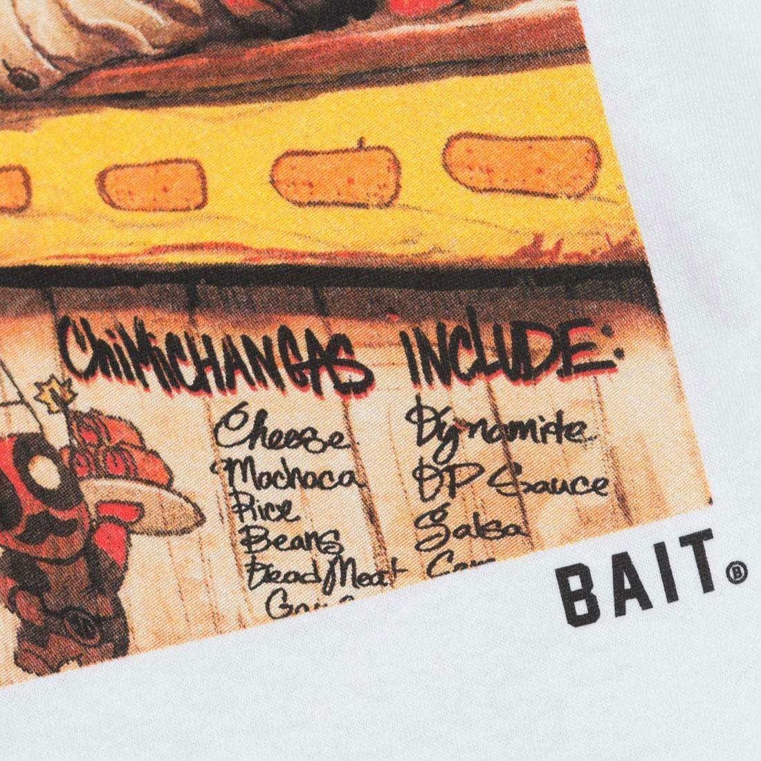 < 【AUTUMN SALE】【10%OFF】BAIT DEADPOOL CHIMICHANGA TEE > - 214-DDP-TEE-002