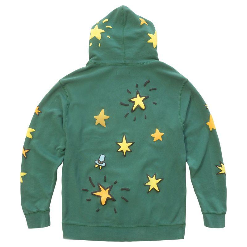BAIT ASTRO BOY STARS HOODIE - 215-ASB-PRK-001