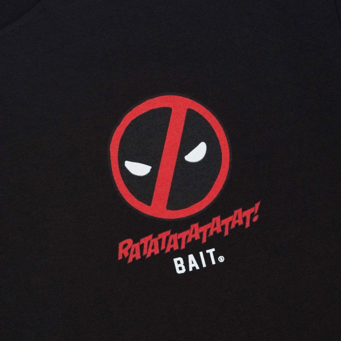 【予約販売】BAIT DEADPOOL RATATAT TEE - 214-DDP-TEE-003