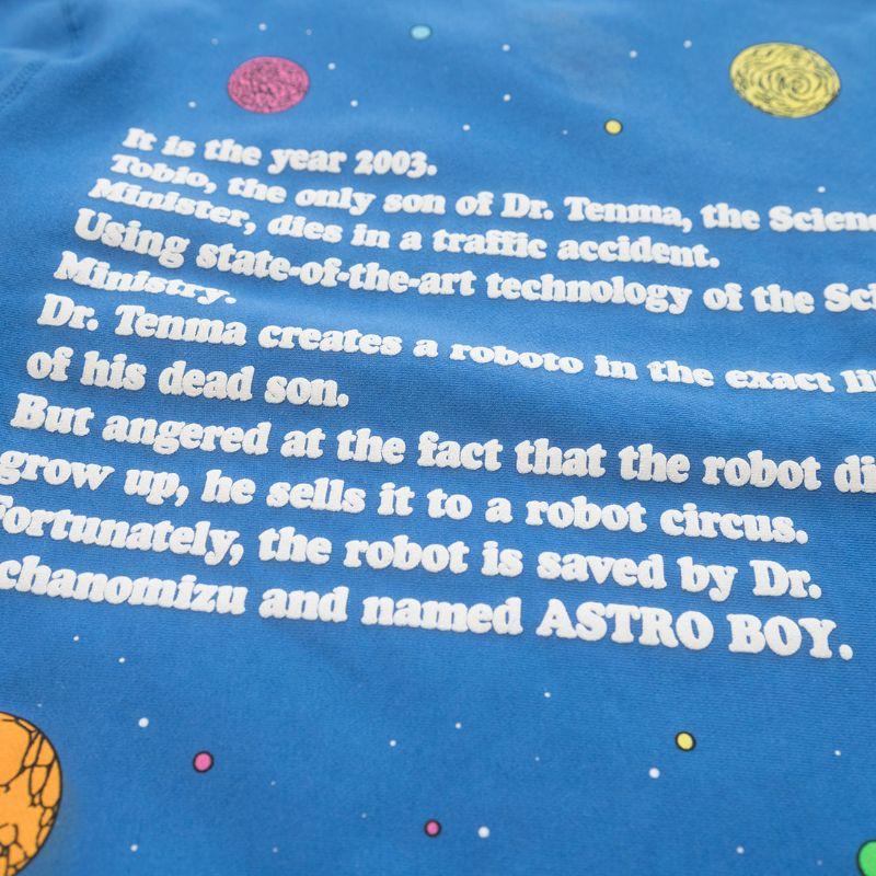 < BAIT ASTRO BOY SPACE CREW > - 215-ASB-SWT-001
