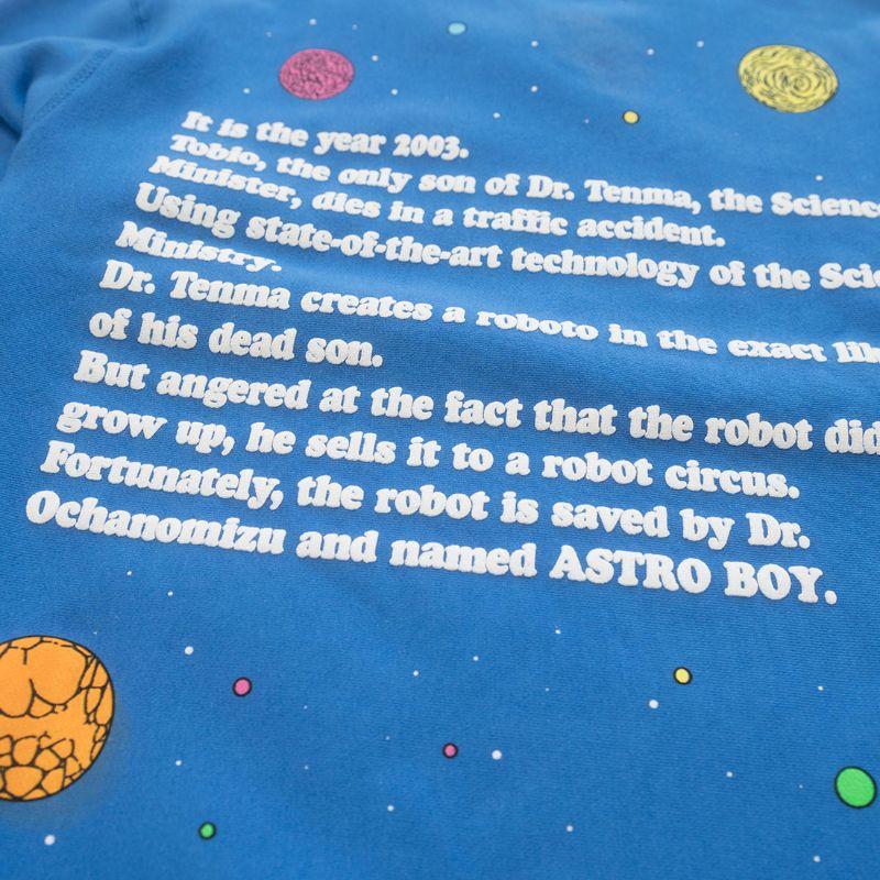 BAIT ASTRO BOY SPACE CREW - 215-ASB-SWT-001