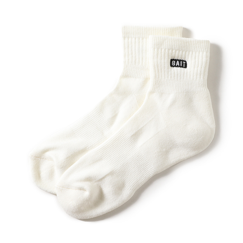BAIT MARK QUARTER SOCKS - 777-BAT-SCS-002