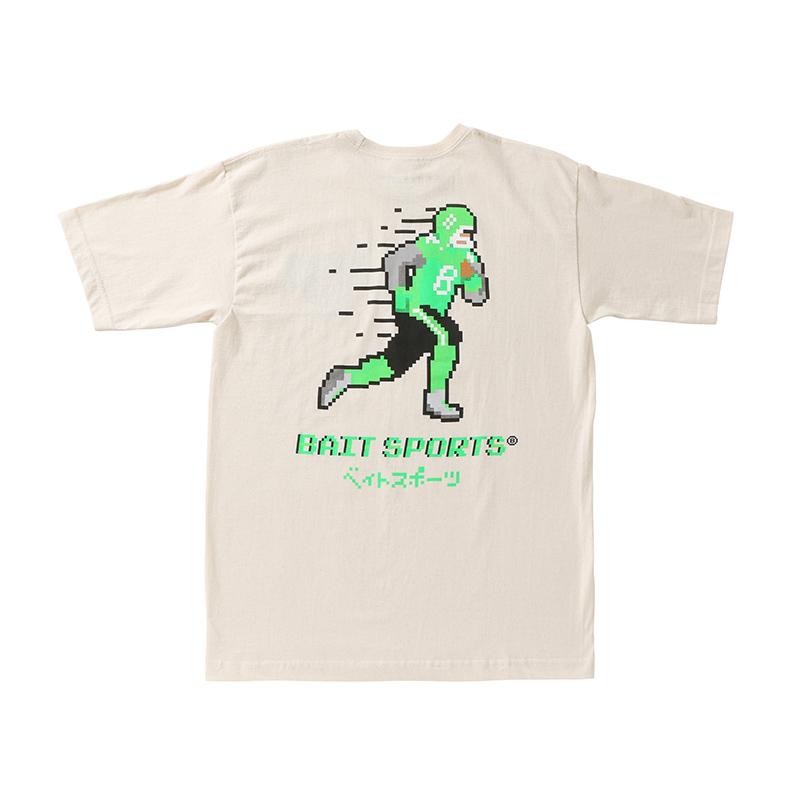 【SALE】BAIT 8BIT FOOTBALL TEE - 206-BAT-TEE-003