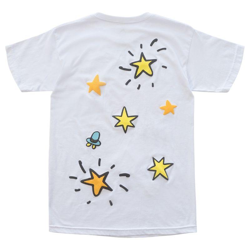 BAIT ASTRO BOY STARS TEE - 215-ASB-TEE-005